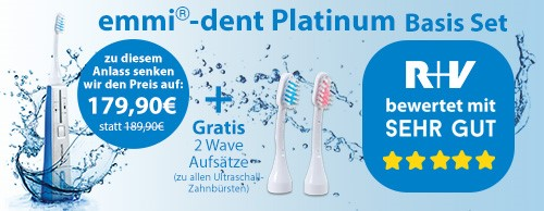 emmi-dent Platinum Basic Set